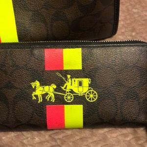 Coach Bags - Coach handbag & wallet